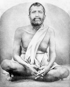 The Story of the Well Known Photo of Sri Ramakrishna